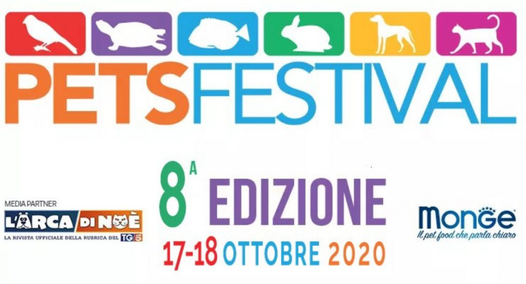 Il PetsFestival 2020 si terra' il 17 ed il 18 ottobre a Cremona. Cambia tutto
