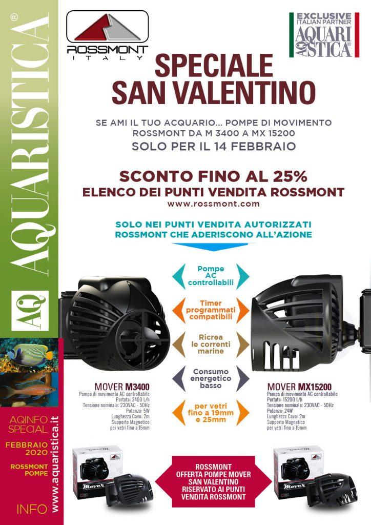 Promozione Rossmont per febbraio - 20% e San Valentino - 25%