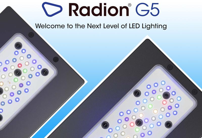 Annunciate le nuove Ecotech Marine Radion G5 Pro e Blue - si cambia tutto