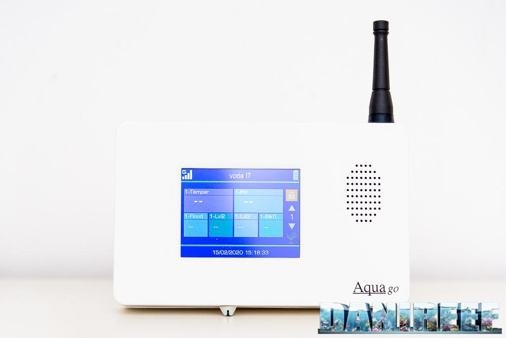 Un nuovo aggiornamento firmware per il controller Aqua Go