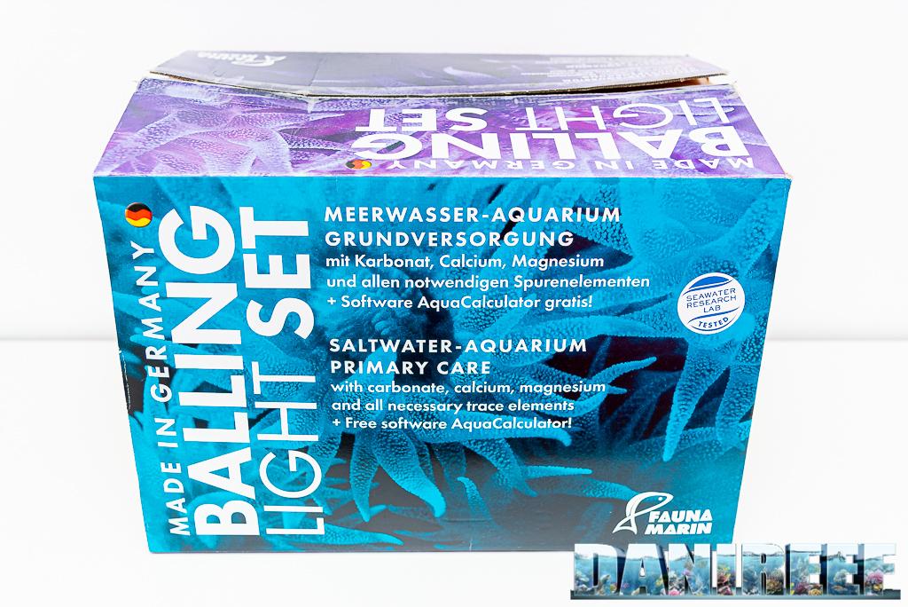 Balling Light Set Fauna Marin: tutto il necessario per partire con il balling