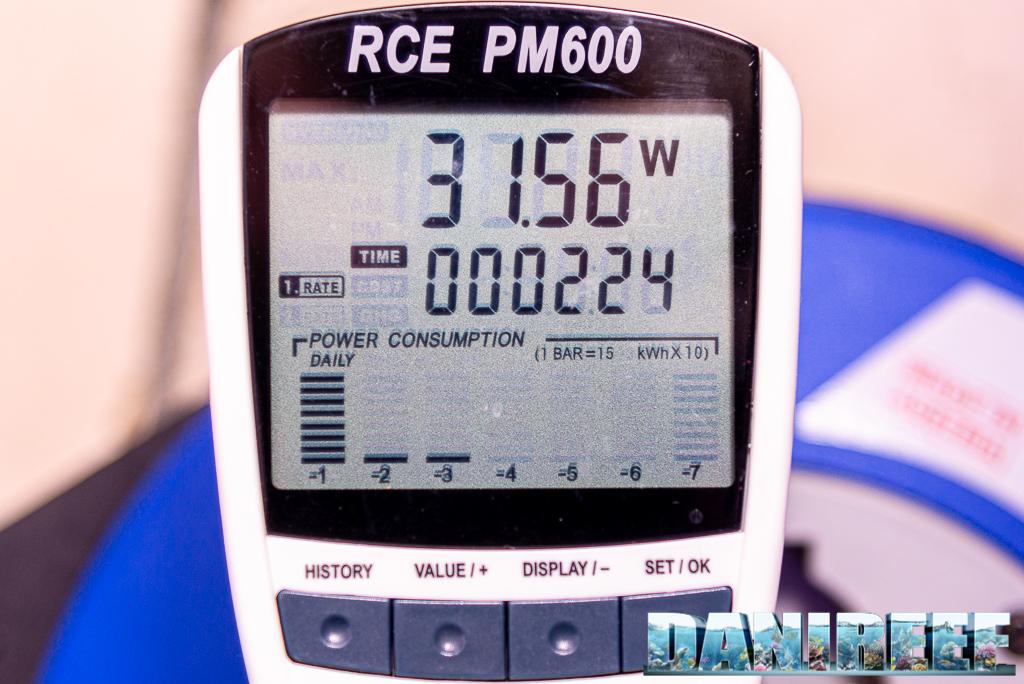 Schiumatoio Rossmont Skimer SX 1000 - 1.300 l/h d'aria - Recensione