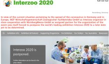Aggiornamento Coronavirus: l'Interzoo 2020 rimandato a data da destinarsi