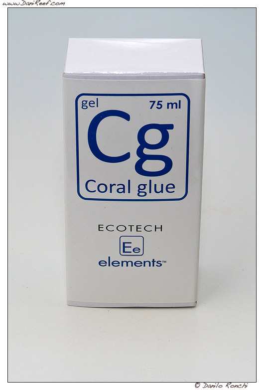 La nuova colla per coralli Ecotech Elements Ee Coral Glue sarà la nuova Vortech delle colle?