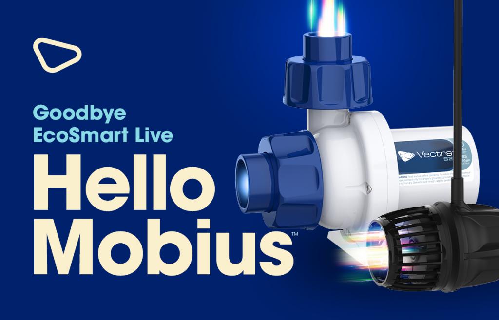 Mobius prende il posto di Ecosmart Live. Vediamo cosa cambia