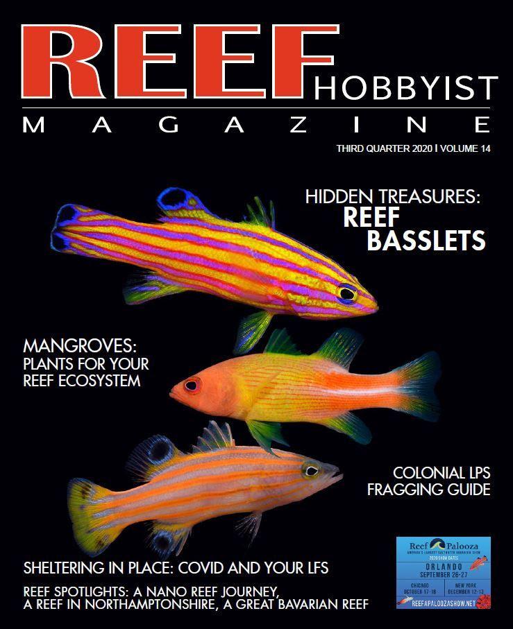 E' uscito Reef Hobbyist Magazine del terzo trimestre