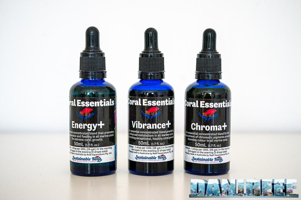 Coral Essential: Energy Chroma e Vibrance faranno volare i vostri coralli