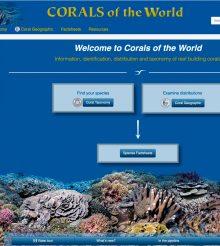 Corals of the world di Veron finalmente disponibile gratuitamente ed aggiornato