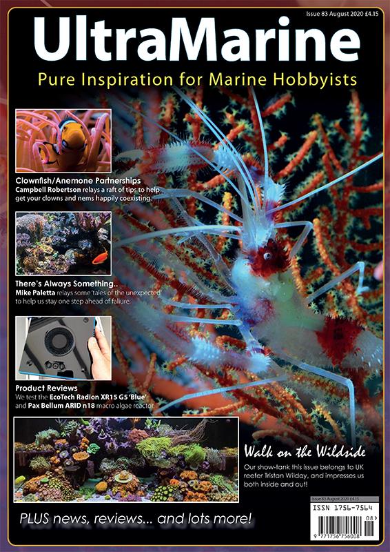 UltraMarine Magazine n. 83 è pronto per essere scaricato