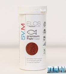 Elos SVM: il mangime granulare perfetto per i pesci marini