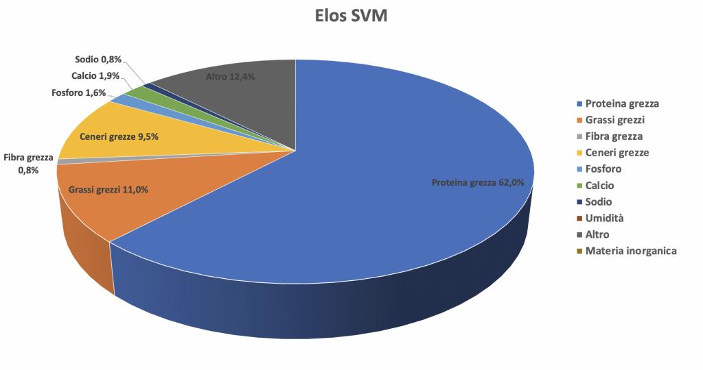 Elos SVM: il mangime granulare perfetto per i pesci