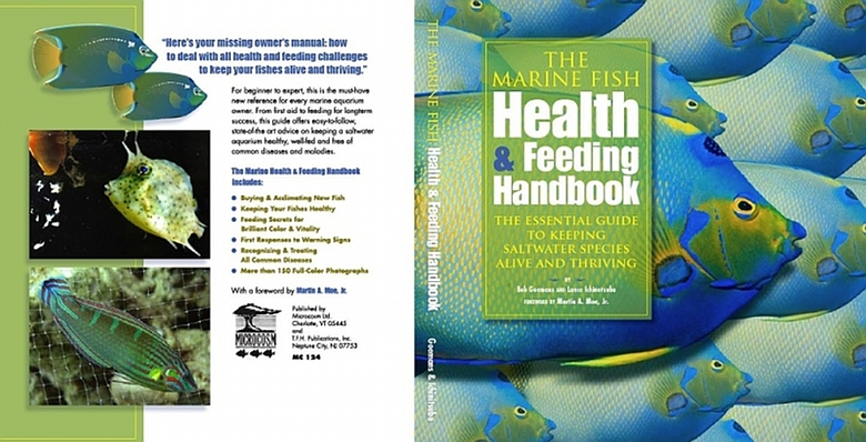 Il libro di Lance Ichinotsubo che approfondisce il discorso della cura per ogni patologia in acquario