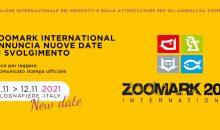 Zoomark conferma la fiera dal 10 al 12 novembre prossimi
