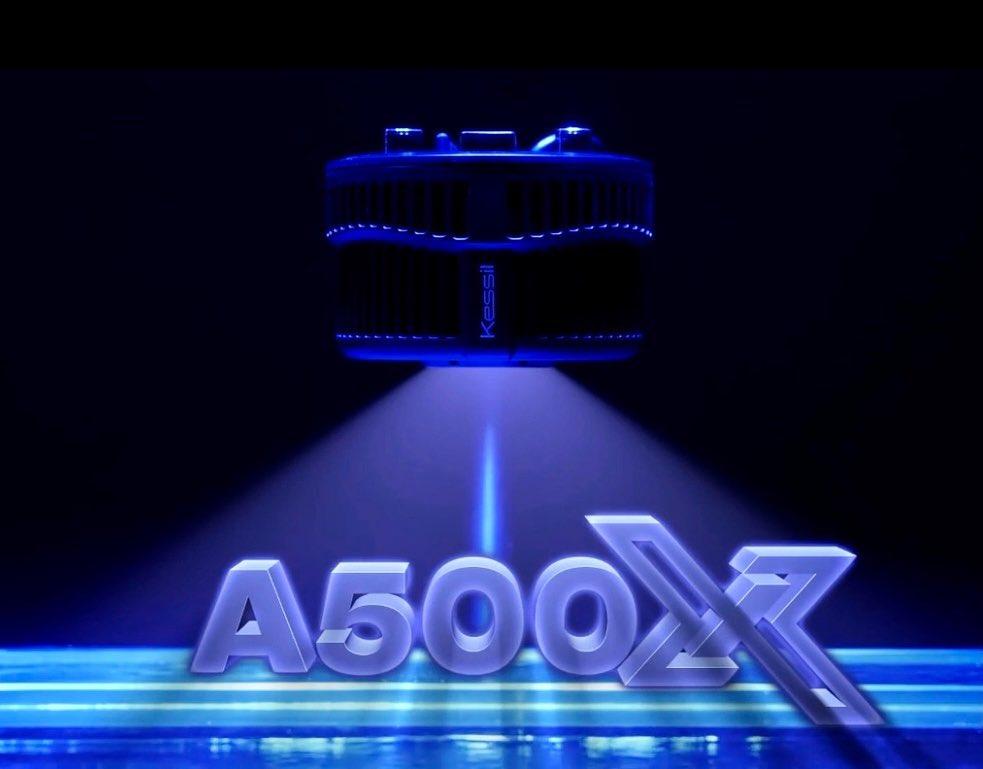 Kessil A500X