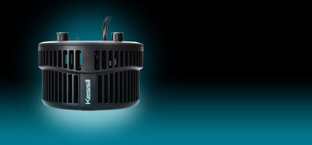 Il nuovo faretto Kessil A500X, una vera HQi costruita con i LED