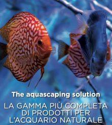 The Aquascaping Solution: da Aquaristica una gamma completa di prodotti